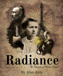 Radiance: The Passion of Marie Curie poster