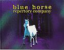 Blue Horse Repertory Company logo