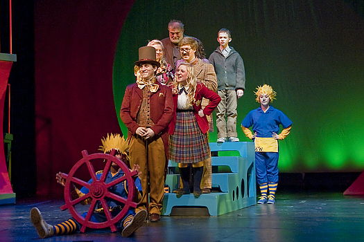 Willy Wonka: The Musical