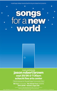 songs of a new world (digital program)