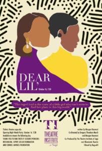 Dear Lil' poster